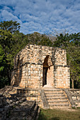 Entrance Arch to the city of Ek Balam, Mexico