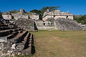 Ek Balam Mayan city, Mexico