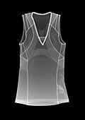 Sports vest, X-ray
