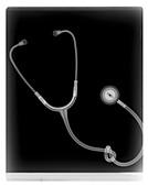 Stethoscope, X-ray