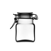 Glass jar, X-ray
