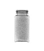 Spice jar, X-ray