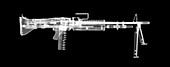 M60 machine gun, X-ray