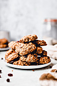 Oatmeal Cookies, vegan