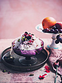 Faloodeh (halbgefrorenes Dessert, Persien)