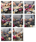 How to prepare onion chutney