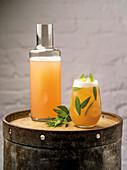 'Apfel31' aus Apfelsaft, Eisenkraut und Wermut