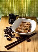 Shuzhou-style pickled tofu (China)