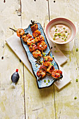 Yakitori 'Surf and Turf'