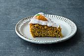 Gluten-free carrot cake for Easter