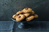 Gluten-free hazelnut biscuits