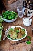 Spinach syriniki