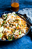 Goi Ga - Vietnamesischer Kohlsalat mit Hühnchen