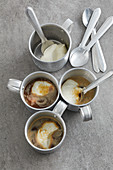 Vietnamese yoghurt coffee