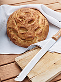 Potato bread from the Westerwald