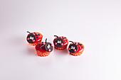 Ladybird muffins