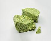 Wasabi shallot butter