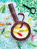 Magnoscopic worms