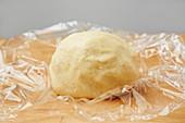 Tart pastry, raw