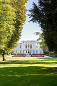 Villa Hammerschmidt, the second residence of the Federal President, Bonn, North Rhine Westphalia, Germany