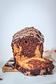 Spiced chocolate and pumpkin cake (dairy-free)