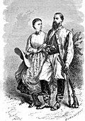 Samuel Baker, British explorer