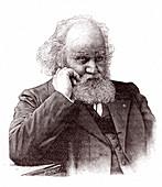 Jules Janssen, French astronomer
