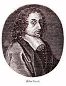 Blaise Pascal, French mathematician