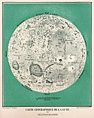Moon Map, 1881
