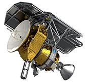 Voyager spacecraft, illustration