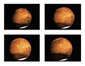 Mars, Mariner 7 image