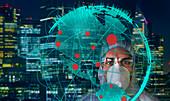 Scientist behind global pandemic outbreak