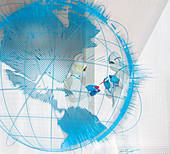 Scientists studying global coronavirus pandemic