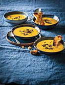 Good better butternut soup