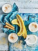 Fibrelicious banana drink