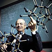 Linus Pauling, American Biochemist