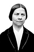 Lucy Stone, American abolitionist and suffragette