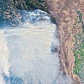 California wildfires, September 2020