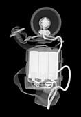 Headtorch, X-ray