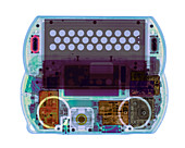 Handheld games console, X-ray