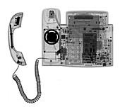 Telephone, X-ray