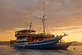 Labuan Bajo marina, Labuan Bajo, Indonesia