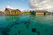 Kapalai Dive Resort, Sipadan, Malaysia
