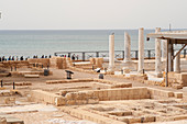 Ruins of Caesarea Maritima, Israel