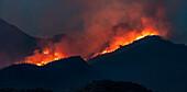 Bighorn Fire, Catalina Foothills, AZ