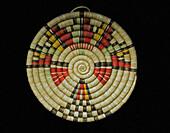 Coiled Basket, Hopi Tribe