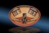 Polychrome Bowl, San Ildefonso Pueblo, c.1920