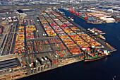 Port Elizabeth Container Yard, NJ