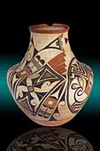 Polychrome Jar, Acoma Pueblo, c. 1930