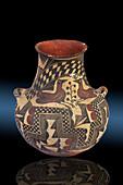 Polychrome Jar, Acoma Pueblo, c. 1900